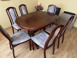 esszimmer mahagoni tisch möbel gebraucht kaufen ebay