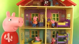 peppa pig la nouvelle maison familiale sons et lumières peppa s