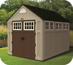 suncast storage sheds resin shed kits buildings