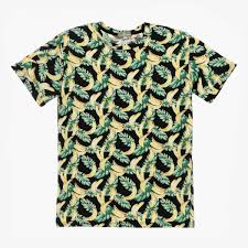 100 Coc Republic Buy O Mens Tropical Tee Black For Sale