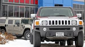100 Hummer H3 Truck For Sale GM Plans To Revive Gasguzzling As An Electric Truck