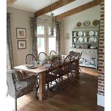 Rustic Farmhouse Dining Room Design Ideas 35 Decorecor