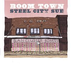 100 Teels Trucks Boom Town Steel City Sue