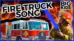 The Fire Truck Song | Big Kids Songs | Fire Trucks Video - YouTube Kids Fire Truck Song Youtube Hard Hat Harry Fire Truck Song Learn Colors With Colored Trucks Educational Kid Video Nursery The Wheels On The Bus Real Life Bus Toy For Kids Firemaaan Audio Only Children Sing And Dance Surprise Cartoon Engine For Videos Good Looking Engines Toddlers Abc Firetruck Fighting Magic Mini Car Learning Funny Toys Firefighters Rescue Titu Songs Garbage Recycling