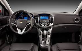2013 Chevrolet Cruze RS interior 1024x640