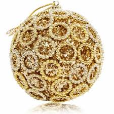 Delicate Christmas Tree Pendant Jewish Drilling Ball Ornament Party New Year Decoration Gift