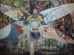 diego rivera 1934 el mural en palacio de bellas artes méxico