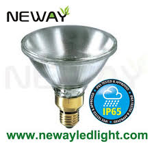 9 watt e27 led par38 flood light bulbs waterproof ip65 240v