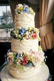 Best 25 Floral Wedding Cakes Ideas On Pinterest Flower