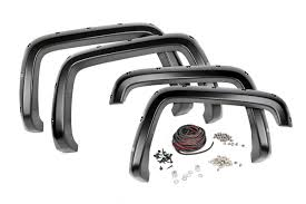 Rough Country Pocket Fender Flares W/Rivets For 2016-2018 Chevrolet ... Amazoncom Bushwacker 4091802 Chevrolet Pocket Style Fender Flare Create New Customer Account 4094902 Cout Stainless Steel Trim Molding Set 1898 Pickup Silverado Flares Ideas Of Chevy Truck Why Choose A Preowned In Madison Wi 195859 Right Trucks Side Moldings Extafender 12006 2500hd 1969 Chevy Truck Archives Poor Mans Restoration Fits Chevroletgmc 40201 Extafender Robert Douglas A Tifton Valdosta And Waycross 1964 Emblems