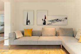 wohnzimmer umgestaltung in münchen ottobrunn modern