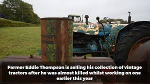 Norfolk Farmer Almost Killed By His Own Tractor Is Selling His ... Old Trucks For Sale Some More Old Trucks One Day Pinterest American Truck Historical Society Affordable Colctibles Of The 70s Hemmings Daily 1959 Mack B61 Pickup Would Buy This One My Daddy Cause Kc Whosale Used Dump For Sale By Owner New Car Reviews And Specs 2019 20 Bangshiftcom 1974 Dodge Big Horn Semi Pics Vintage Semis And Heavy I May Be Looking Want To Live Stay Away From Semitrucks Semi Truck 18 Wheeler 16 Wheeler22 Wheelerbig Etsy Cash Junk Webuyjunkcarsillinois