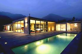 100 Best Modern House Floor Plans With Swimming Pool Of Stylishly Simple
