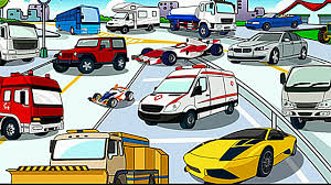 Street Vehicles - Cars And Trucks For Kids | May - Things That Move ... Baby Kids Birthday Gift Set Of 4 Toy Cars And Trucks Buy Antique Museum Village With Vintage Cars Trucks Old Cheap And For Find Pdf Things That Go Popular Collection Video Summary Top 10 Loelasting Vehicles Flagman Signals By Stock Photo Edit Now 692982328 Car Collector Hot Wheels Diecast Craigslist Boston Designs 2019 20 Oklahoma City Fresh Lawton Used The Brick Bucket Things That Go See Insane Icy Road Cditions In Missouri As