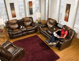 Southern Motion Reclining Furniture by Southern Motion Avalon Three Piece Sectional Sofa Wayside