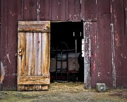 Barn Door | Villagephotography 11 Best Garage Doors Images On Pinterest Doors Garage Door Open Barn Stock Photo Image Of Retro Barrier Livestock Catchy Door Background Photo Of Bedroom Design Title Hinged Style Doorsbarn Wallbed Wallbeds N More Mfsamuel Finally Posting My Barn Doors With A Twist At The End Endearing 60 Inspiration Bifold Replace Your Laundry Pantry Or Closet Best 25 Farmhouse Tracks And Rails Ideas Hayloft North View With Dropped Down Espresso 3 Panel Beige Walls Window From Old Hdr Creme