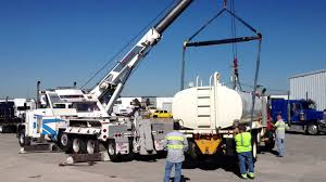 Tow Truck And Boom-Heavy Equipment Move - YouTube Peterbilt 386 1985 Mack Dm685s Drywall Boom Truck Item F5220 Sold Sep Stewart Stevenson M1089 Military 6x6 Wrecker Truck Midwest 2010 Rebuild Okosh Mk48 Lvs 8x8 Cargo Used Equipment Mixer Llc M1079 2 12 Ton Lmtv 4x4 Camper 147 Likes Comments Bmy M925a2 5 With Winch M1086 Material Quailty New And Used Trucks Trailers Equipment Parts For Sale M931a2 Semi Fire Brush Trucks Youtube