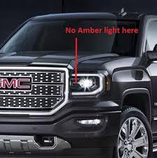 2016 gmc denali slt led headlights