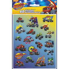 Blaze And The Monster Machines Sticker Sheets, 4-Count - Walmart.com Monster Trucks Wall Stickers Online Shop Truck Decal Vinyl Racing Car Art Blaze The Machines A Need For Speed Sticker Activity Book Cars Motorcycles From Smilemakers Crew Wild Run Raptor Monster Spec And New Stickers Youtube Build Rc 110 Energy Ken Block Drift Self Mutt Dalmatian Pack Jam Rockstar Sheets Get Me Fixed And Crusher Super Tech Cartoon By Mechanick Redbubble Ford Decals Australia