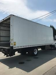 2009 International 4300 26′ Box Truck/Liftgate | New Transportation ...
