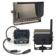 Digital Wireless Heavy Duty Backup Camera W/ 7