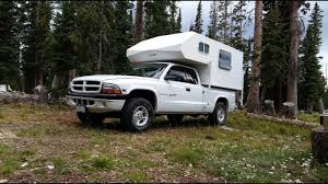 Home Built Truck Camper. L-Life Explained - YouTube