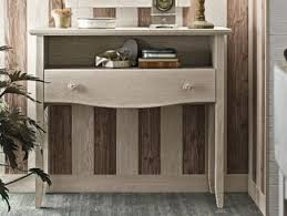 Rectangular Wooden Console Table With Drawers EVERY DAY