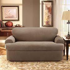 3 piece sofa slipcover ebay