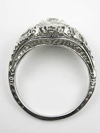 filigree engagement rings white gold e Day