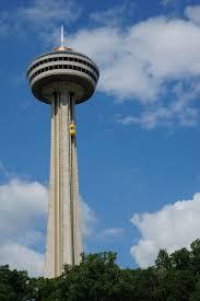 Skylon Tower Revolving Dining Room by Niagara Falls Views From The Skylon Tower Skyrisecities