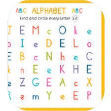 Amazoncom Channies Beginners Alphabet Handwriting Workbooks 3