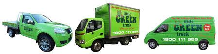 100 Green Truck Services BUSINESS FOR SALE LITTLE GREEN TRUCK
