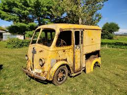 100 Divco Milk Truck For Sale 1940 White Horse Milk Truck Like Divco But Air Cooled Like