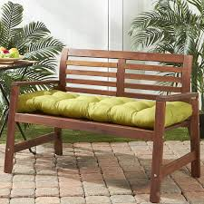 Amazon Greendale Home Fashions 51 Inch Indoor Outdoor Bench