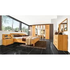 schlafzimmer set coretta kernbuche furniert