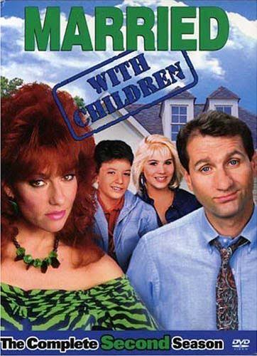 Married With Children Complete 2 Second Season DVD