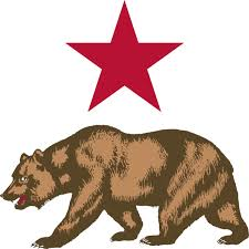 California Grizzly Bear Flag Of Whitby
