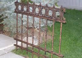 Halloween Cemetery Fence by Aged Iron Archive Hauntforum