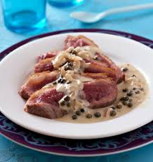 cuisiner le magret magrets de canard sauce poivre vert les meilleures recettes de
