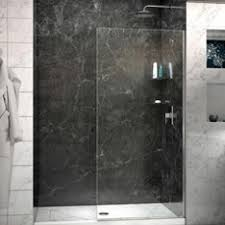 Bathtub Splash Guard Glass by Shop Showers U0026 Shower Accessories At Lowes Com