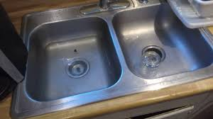 Best Method To Unclog Kitchen Sink by How To Unclog A Sink The Easy Way No Plunger Needed Youtube