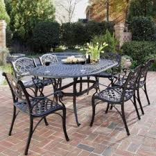 7 Piece Patio Dining Set by Round Patio Dining Sets On Sale Foter