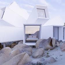 100 Desert House Design Joshua Tree Container Home Rises In The California Desert