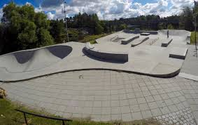 100 Wunderground Oslo Gamlebyen Skatepark GSF MySkateSpotscom
