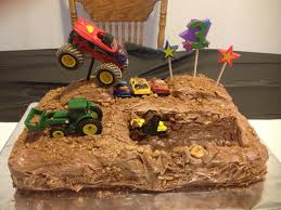 100 Truck Cake Ideas Monster Truck Cake Projects Tackled From Ideas On Here In 2019