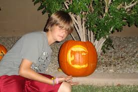 Largest Pumpkin Ever Carved by Trey U0027s Treasures Pumpkin Carving With The Cavner U0027s