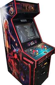 mortal kombat arcade machine uk if you could any arcade machine in your home for free what