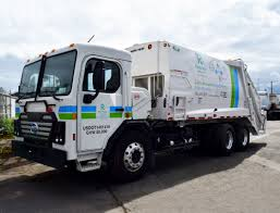 100 Picture Of Truck Seattle Makes History With Electric Garbage Truck Ars Technica
