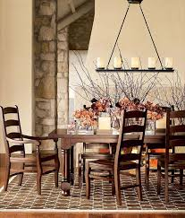 attractive rustic dining room chandeliers dining area lighting