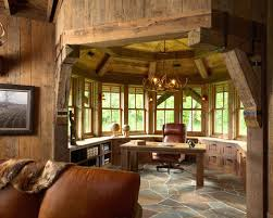 Nonsensical Rustic Office Perfect Ideas Pictures Remodel And Decor
